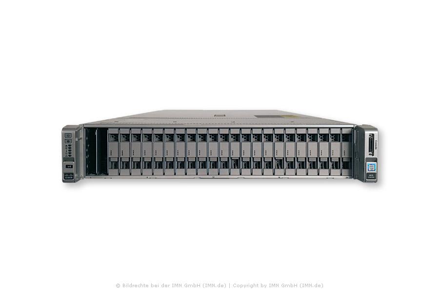 C240 M4 High-Density Rack Server