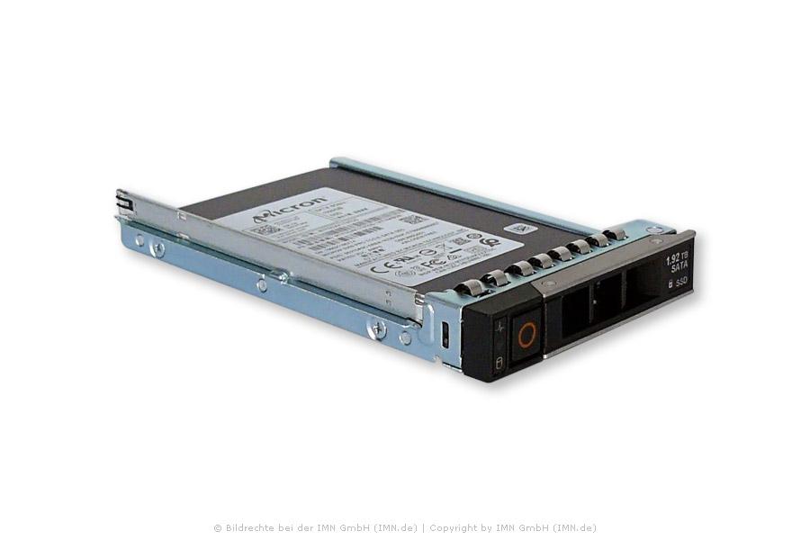 Dell 1.92TB 6G SATA SFF SSD