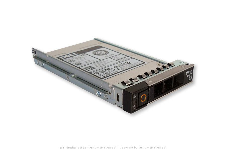 Dell 400GB 6G SATA SFF Mix Use MLC SSD