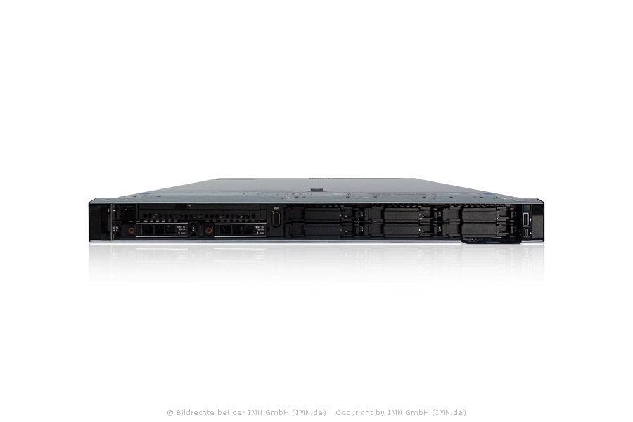 DellEMC PowerEdge R640 Server, 2x Xeon 4110, 192GB