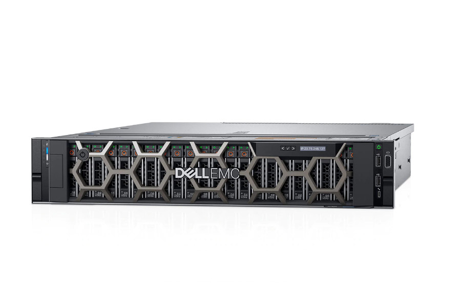 Dell PowerEdge R7425, 2x EPYC 7501, 64GB RAM