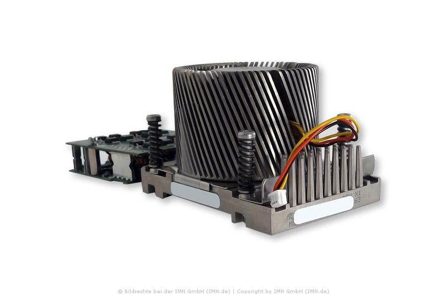 dual core 800 MHz PA8800 CPU