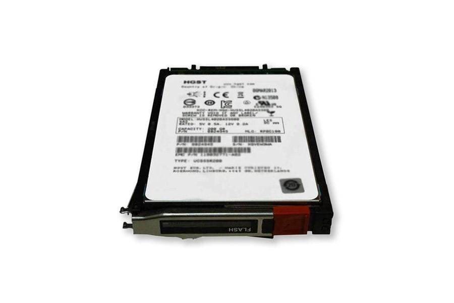 EMC 800GB 12G SAS SFF SSD > Unity