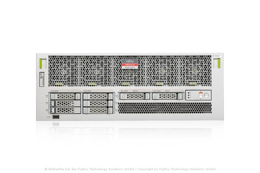 Fujitsu M10-4 SPARC Server