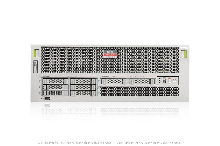 Fujitsu M10-4s SPARC Server