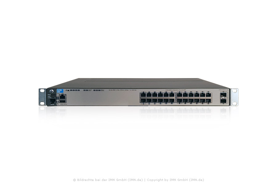 HP 3800-24G-PoE+-2SFP+ Switch