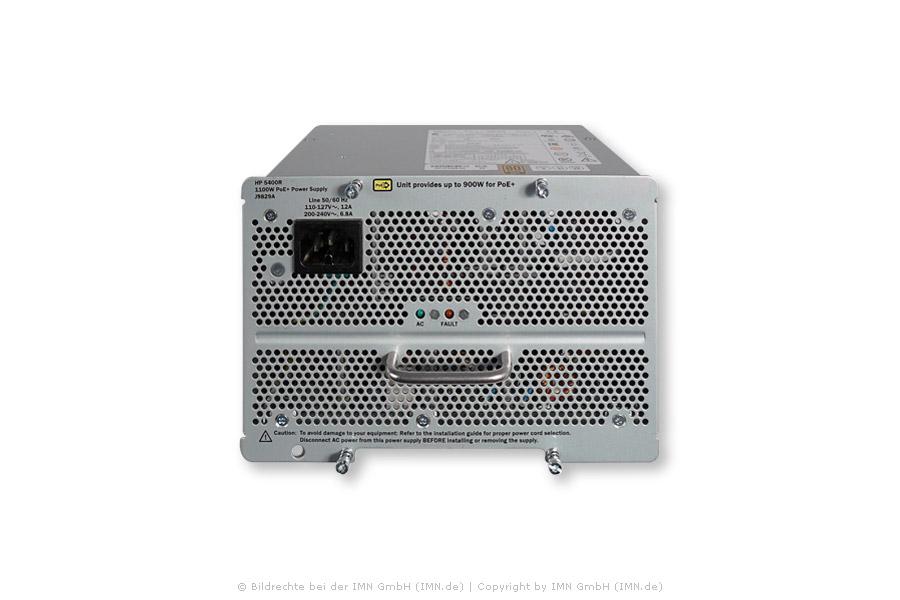 HPE 5400R zl2 1100W PoE+ Netzteil