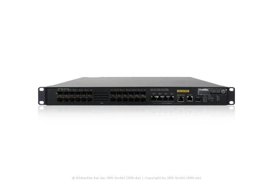 HPE FlexFabric 5820X 24XG SFP+ Switch