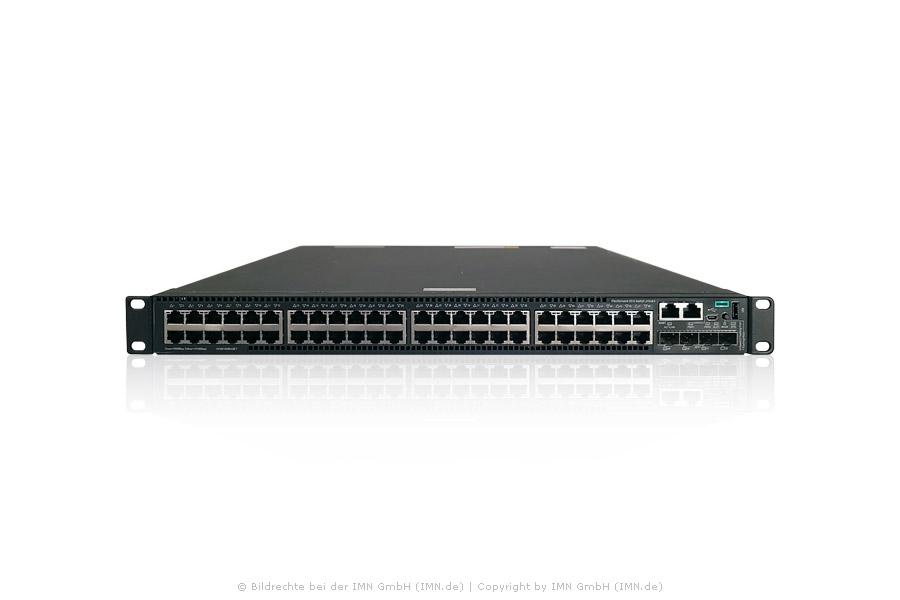 JH148A, HPE FlexNetwork 5510 48G PoE+ 4SFP+ HI 1-slot Switch