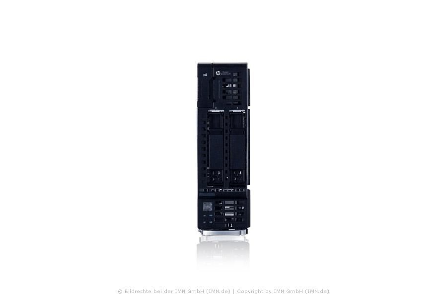 HP ProLiant BL460c Gen8, 2x E5-2640v2, 64GB Ram, 2x 100GB SSD rfb.