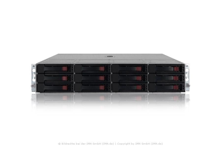 HP StorageWorks M6412 FC EVA Drive Enclosure