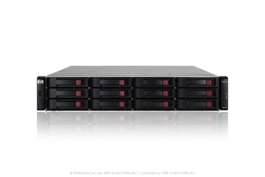 HP StorageWorks MSA2312fc Dual Controller Array