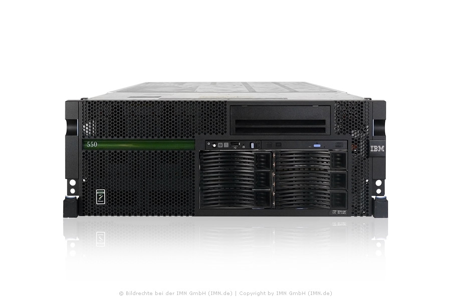 IBM 8204-E8A  Power 550 Server   (refurbished)
