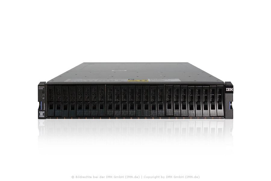 IBM Storwize V3700 SFF Expansion  (Neuware)