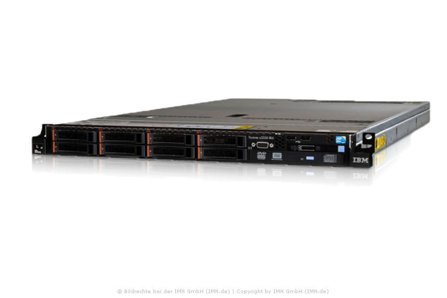 IBM x3550 M4, 2x Xeon E5-2650 v2, 192GB RAM
