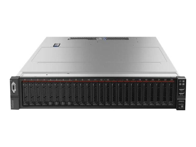 Lenovo ThinkSystem SR650 Server, Xeon Gold 5217, 96GB RAM, 2x 1100W