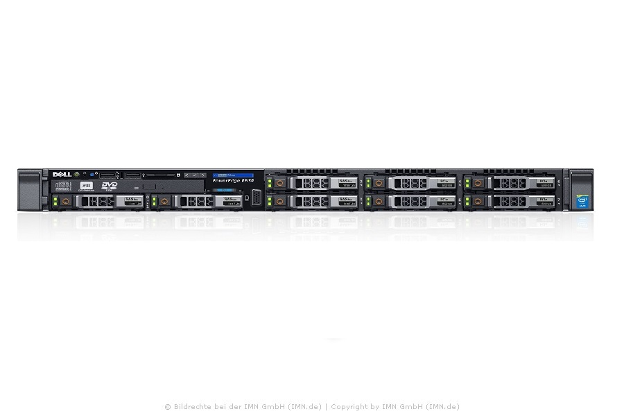 PowerEdge R630, 2x E5-2680 v3