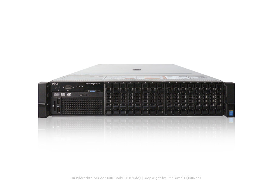 PowerEdge R730, 2x E5-2667 v4, 64GB RAM