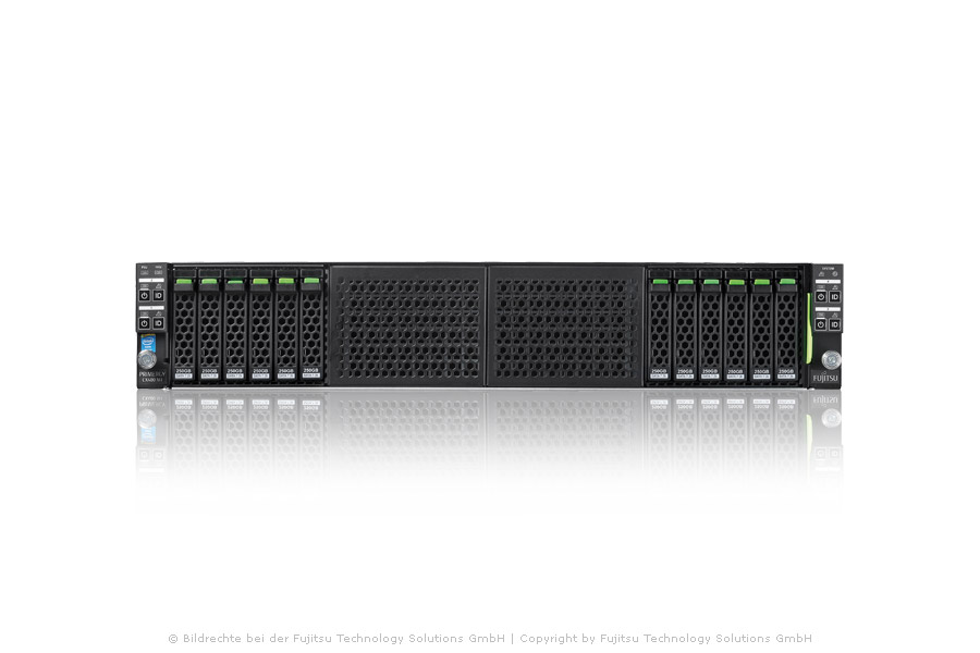 PRIMERGY CX400 M1 multi-node server system