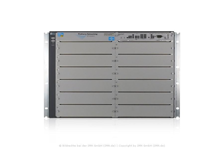 ProCurve 5412zl Switch mit Premium Software