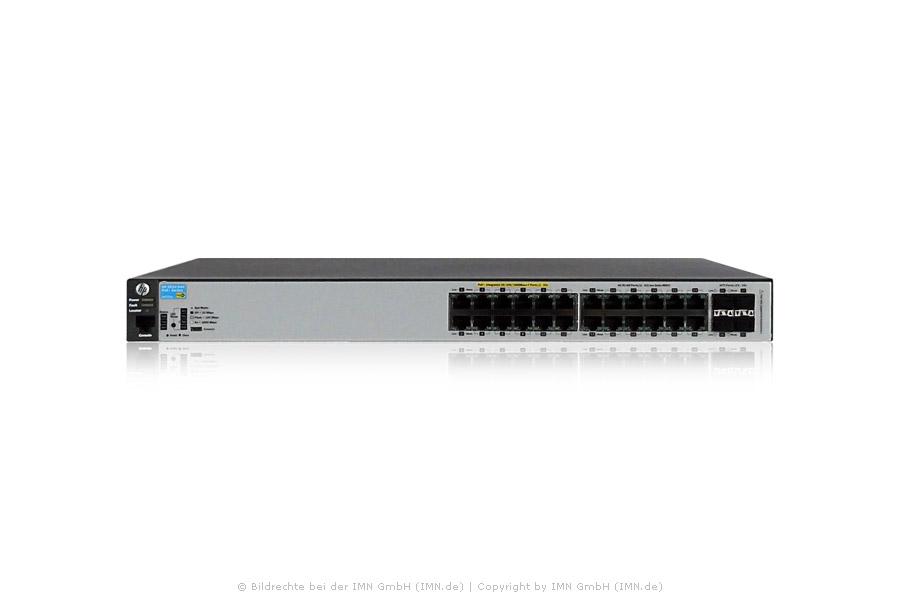 ProCurve Switch 2530-24G PoE+