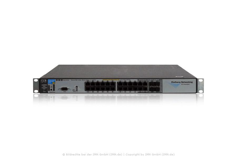 ProCurve Switch 3500yl-24G-PoE+