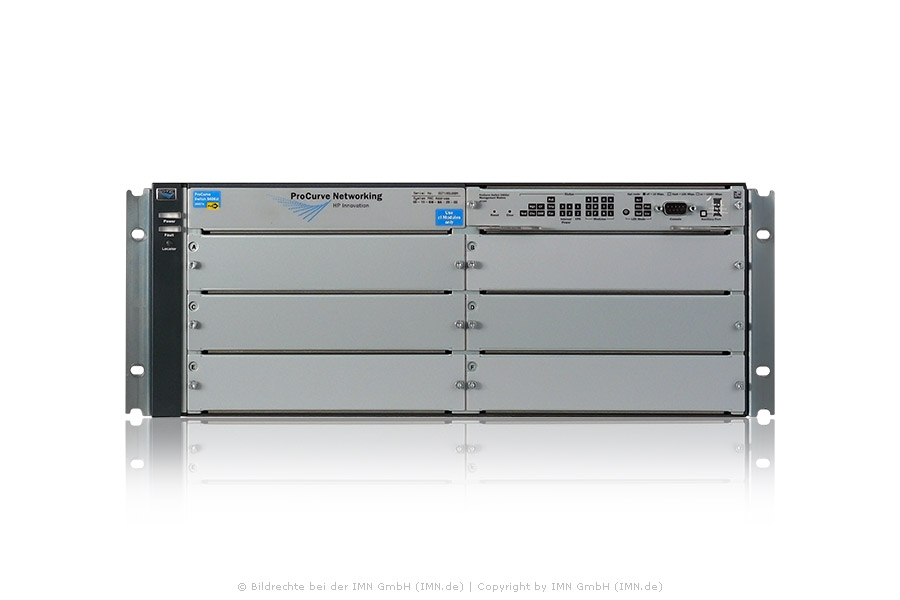 ProCurve Switch 5406zl mit Premium Software