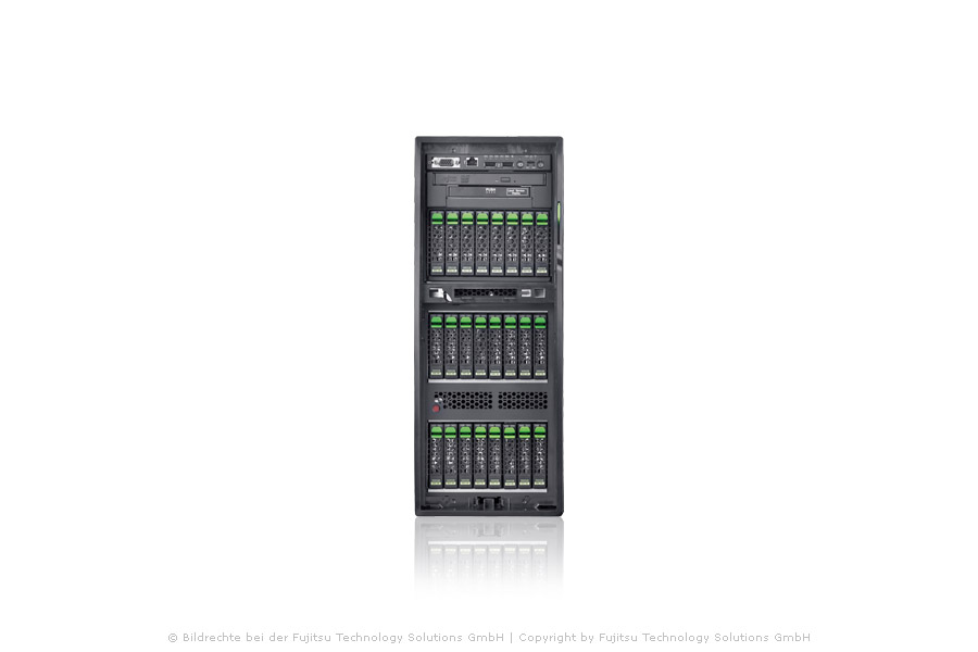 Fujitsu PRIMERGY TX1320, TX1330, TX2540, TX2550, TX2560