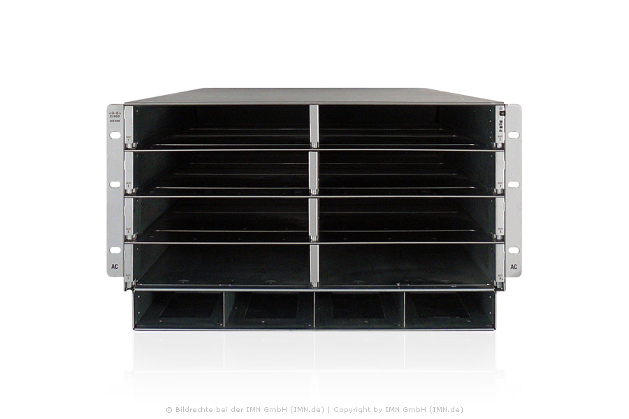 UCS 5108 Blade Server AC2 Chassis
